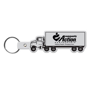 Truck Flexible Key-Tag