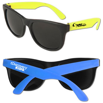 Junior Neon Sunglasses